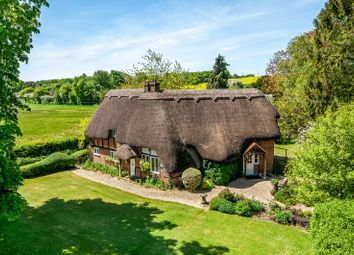 Thumbnail 4 bed cottage for sale in Paynes Hay Road, Braishfield, Romsey