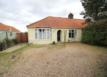 Thumbnail 4 bed bungalow for sale in Pilling Road, Thorpe St Andrew, Norwich