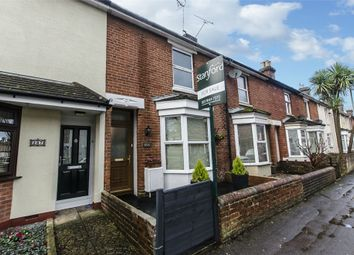 Thumbnail 2 bed terraced house for sale in High Street, Eastleigh, Hampshire