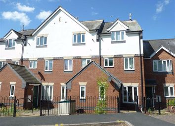 Thumbnail 3 bed terraced house to rent in Old Mill Close, Hereford, Herefordshire