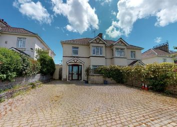 Thumbnail 4 bed semi-detached house for sale in Peverell Road, Penzance