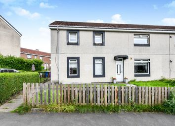 Thumbnail 3 bed flat for sale in Acredyke Road, Glasgow