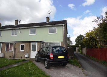 Thumbnail 3 bed end terrace house for sale in Nightingale Crescent, Lincoln