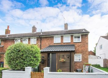 Thumbnail 2 bed end terrace house for sale in Seacombe Green, Millbrook, Southampton