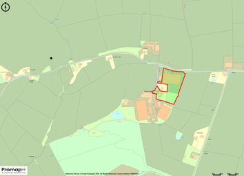 Thumbnail 4 bed farm for sale in Hulland Village, Ashbourne