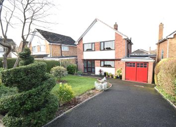 Thumbnail 4 bed detached house for sale in The Holloway, Droitwich Spa, Worcestershire