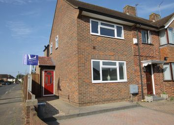 Thumbnail 2 bed end terrace house for sale in Sunbury Lane, Walton-On-Thames