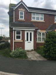 Thumbnail 3 bedroom semi-detached house to rent in St Patricks Close, Widnes