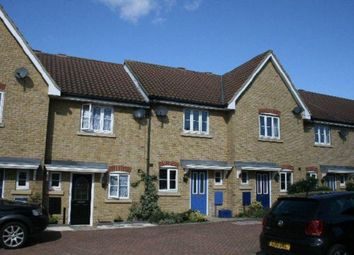 Thumbnail 2 bed terraced house to rent in Guernsey Way, Kennington, Ashford
