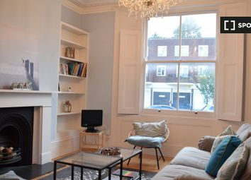 Thumbnail 3 bed property to rent in Brackenbury Road, London