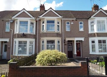 Thumbnail 3 bed terraced house for sale in Mapleton Road, Coundon, Coventry