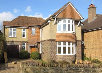 Thumbnail 4 bed detached house to rent in Park Road, Godalming
