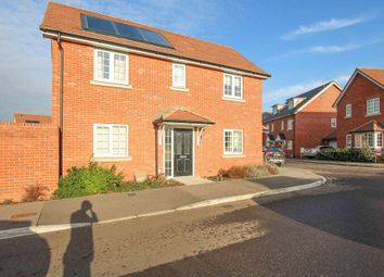 Thumbnail 3 bed detached house for sale in Farnham Avenue, Wickford