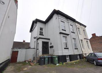 Thumbnail 1 bed flat to rent in Ash Villas, Ashville Road, Wallasey