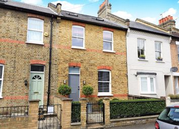 Thumbnail 4 bed terraced house for sale in Russell Road, Wimbeldon