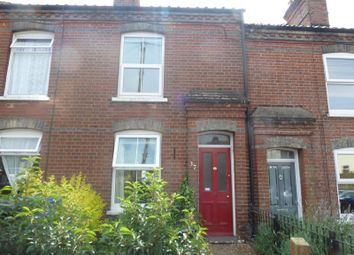 Thumbnail 3 bed terraced house to rent in Green Hills Road, Norwich