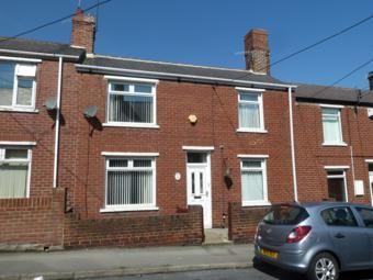 Thumbnail 2 bedroom terraced house to rent in Duke Street, Sunderland SR7, Sunderland,