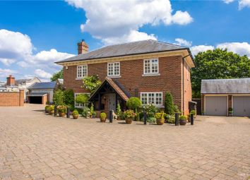 Thumbnail 3 bed detached house for sale in Brownlow Gate, Little Gaddesden, Berkhamsted, Hertfordshire