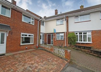 Thumbnail 3 bed terraced house for sale in Farm Close, Burton-On-Trent