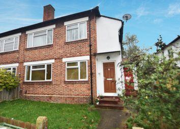 Thumbnail 2 bedroom maisonette for sale in Alexandra Close, Harrow