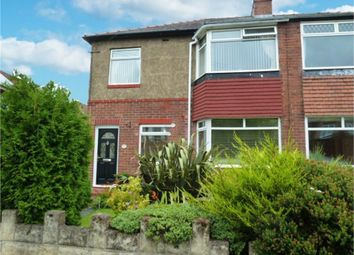 Thumbnail 2 bed flat for sale in Elmcroft Road, Newcastle Upon Tyne, Tyne And Wear