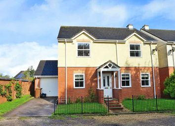Thumbnail 3 bed detached house for sale in Subway Approach, Willand