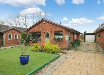 Thumbnail 2 bed detached bungalow for sale in Green Meadows, Westhoughton, Bolton