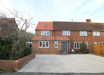 Thumbnail 4 bed semi-detached house for sale in Lynwood Crescent, Sunningdale, Berkshire