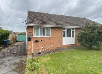 Thumbnail 2 bed semi-detached bungalow for sale in Brearley Avenue, New Whittington, Chesterfield