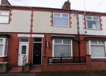 Thumbnail 2 bed terraced house for sale in Romanes Street, Castle, Northwich