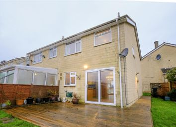 Thumbnail 3 bed end terrace house to rent in Hillcrest Drive, Bath