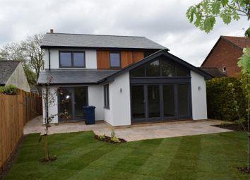 Thumbnail 4 bedroom detached house for sale in Cambridge Road, Girton, Cambridge