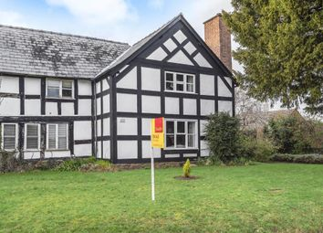 Thumbnail 2 bed end terrace house for sale in Madley, Hereford