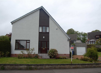 Thumbnail 3 bed detached house to rent in 2, Kilburn Road, Crossford KY12,