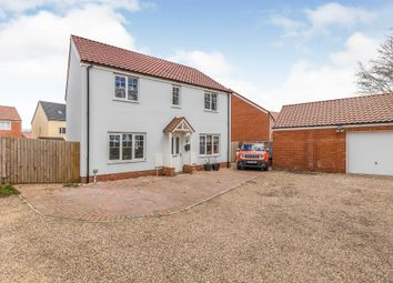 4 bed detached house for sale in Hitcham Road, Framlingham, Woodbridge IP13