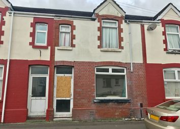 Thumbnail 3 bed terraced house for sale in Ruskin Street, Briton Ferry, Neath