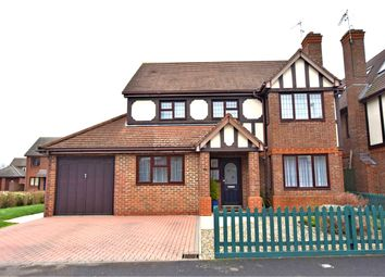 4 bed detached house for sale in Wandle Beck, Didcot OX11