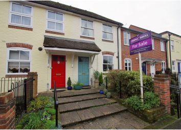 Thumbnail 2 bed terraced house for sale in Middlebridge Street, Romsey