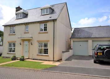Thumbnail 4 bed detached house for sale in Trebartha Close, Callington, Cornwall