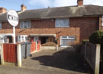 Thumbnail 2 bedroom terraced house for sale in Cranbourne Road, Kingstanding, Birmingham
