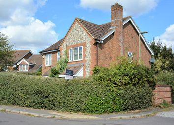 Thumbnail 4 bed detached house for sale in Brent Avenue, Didcot