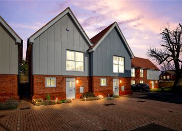 Thumbnail 3 bed semi-detached house for sale in Old School Court, Shoeburyness, Essex