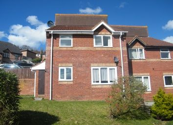 Thumbnail 1 bed property to rent in Farm Hill, Exwick, Exeter