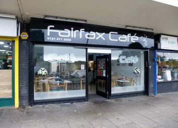 Thumbnail Restaurant/cafe for sale in 133 Fairfax Road, Birmingham