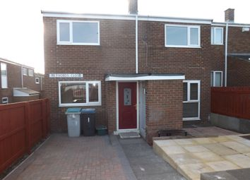Thumbnail 2 bed semi-detached house to rent in Reynolds Close, Stanley