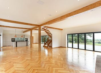 Thumbnail 5 bedroom barn conversion to rent in The Palisades, Wick Road, Stinchcombe, Dursley