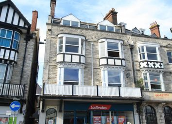 Thumbnail 3 bed flat to rent in Institute Road, To Let - Town Centre, Swanage