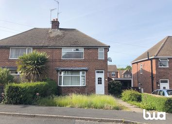 Thumbnail 3 bed semi-detached house for sale in 35 Kirkman Road, Loscoe, Heanor, Derbyshire