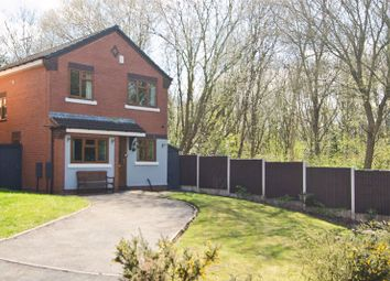 Thumbnail 3 bed detached house for sale in Willowherb Close, Cannock
