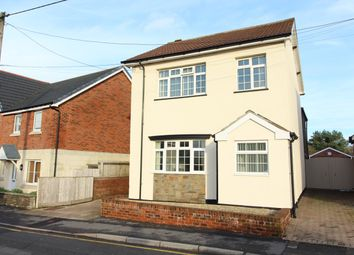 Thumbnail 3 bedroom detached house for sale in Tregwilym Road, Rogerstone, Newport
